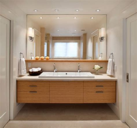 illuminate the vanity area with recessed lighting decoist