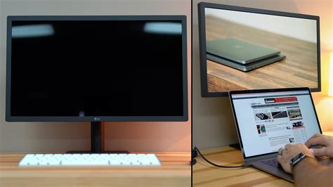 review lg ultrafine  display paired  apples