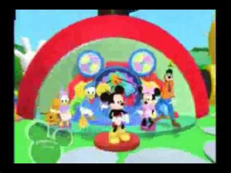 mickey mouse song mickey mouse clubhouse song reversed
