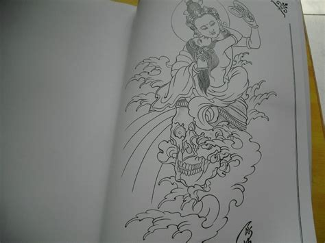tattoo japanese book top tattoo flash japanese style sketch book 16 quot dragon koi