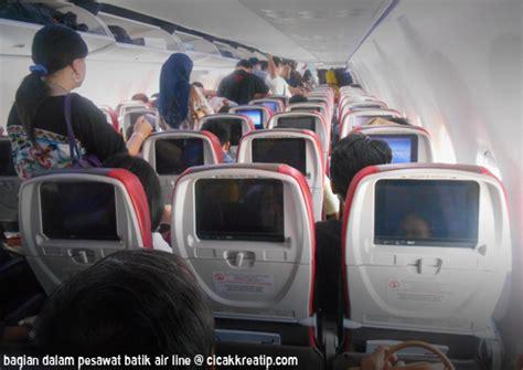 cara naik pesawat batik air naik pesawat batik air line pramugarinya looo kerjanya