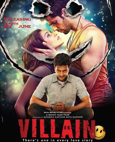 ek villain pics ek villain photos ek villain portfolio ek villain movie review bad story about bad people mad