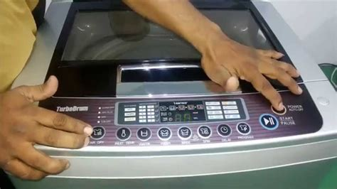 how to use fully automatic top loading washing machine