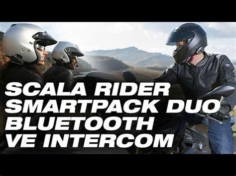 scala rider smartpack dmc bluetooth interkom sistemi