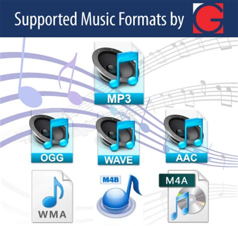 file formats of audio and video gromaudio grom audio explains music file formats