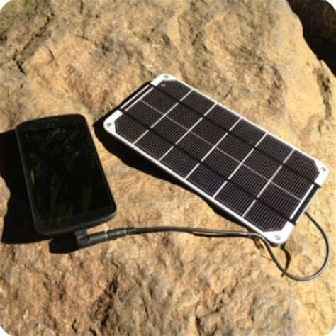 android smartphone direct solar charging | voltaic solar blog