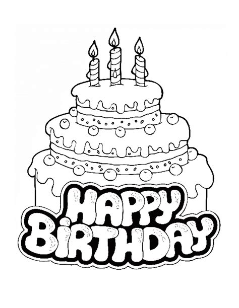 free coloring pages that say happy birthday happy birthday coloring pages 2018 dr odd
