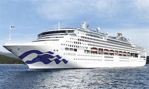 princess cruises webcam sea princess ship tracker satellite location view live