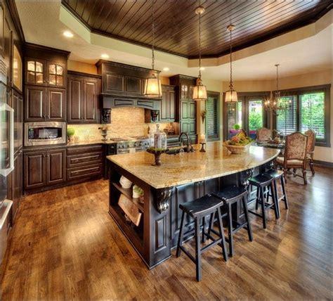 amazing kitchen inseln die besten 25 large kitchen island designs ideen auf