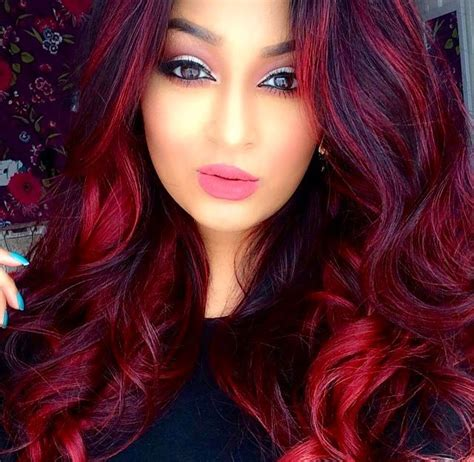 hair styles with frost color wild women with red hair crazy hair styles red women