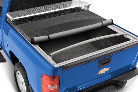 2003 Toyota Tacoma Tool Box Extang 32910 2001 2003 Toyota Tacoma With Step Side Bed