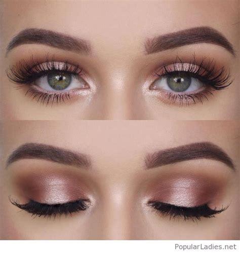 makeup tutorial natural look for green eyes natural eye makeup for green eyes www pixshark com