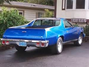 find new classic 1974 el camino in florence oregon
