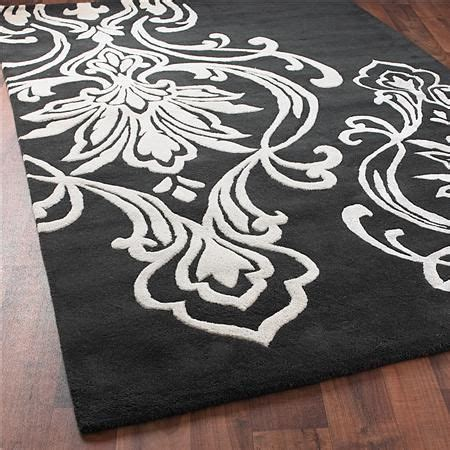 Black And White Damask Area Rug 172 Best Images About Candice On Pinterest Fireplaces The Fireplace And Bedding Collections