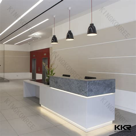 reception desk size acrylic hospital reception desk size buy hospital