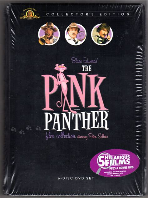 Pink Panther And Collection