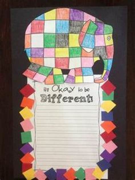 Elmer The Patchwork Elephant Lesson Plans - the world s catalog of ideas