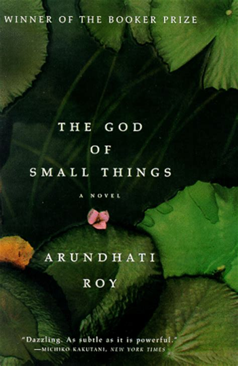 The God Of Small Things god of small things