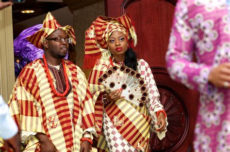 Traditional Wedding by All Tha Single Ladiez Nigeria Traditional Wedding Attires