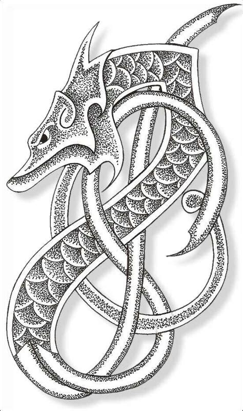 nordic dragon tattoo designs best 25 viking ship ideas on viking
