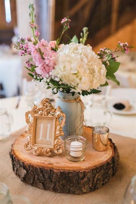 top  rustic wedding centerpiece ideas  love emmalovesweddings