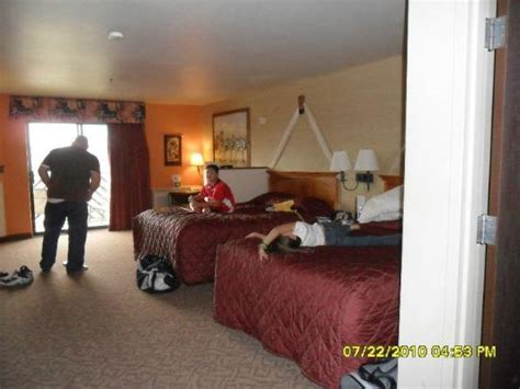 Kalahari Rooms by Nomad Room This One Facing The Interstate Picture Of