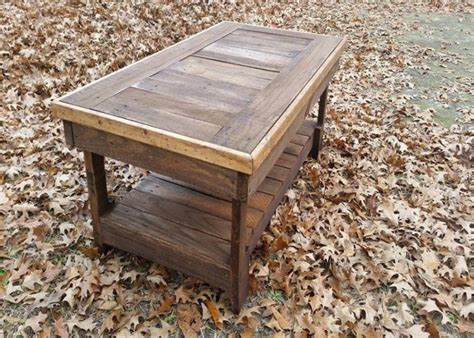 pallet coffee table pallet ideas recycled upcycled