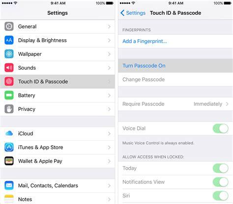 iphone  ipad  secure   digit