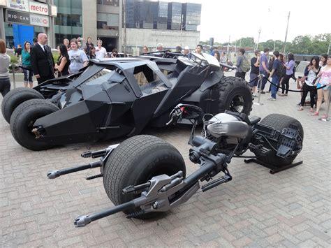 batman real car thenextpicture batmobile replica the tumbler batmobile