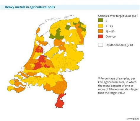 netherlands land map land use state and impacts netherlands european