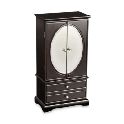 bombay jewelry armoire buy bombay 174 rouge jewelry armoire from bed bath beyond