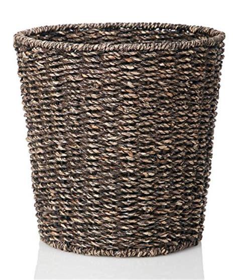 Kitchen Waste Baskets by Waste Bin Woven Waste Paper Basket For Bedroom Kitchen