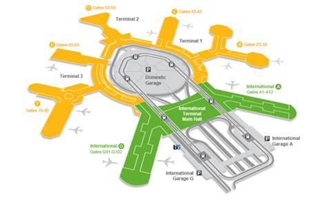 san francisco terminal map maps http www flysfo