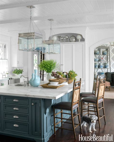 kitchen island house beautiful pinterest display over fridge transitional kitchen farrow and