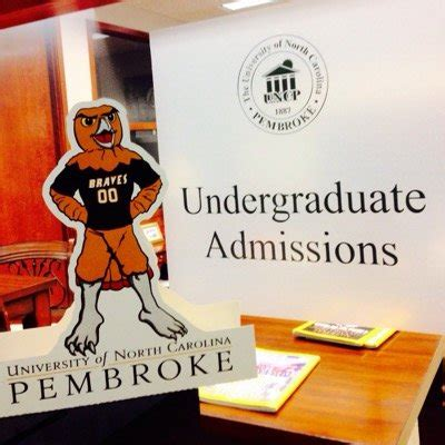 Unc Admissions Office by Uncp Admissions Uncpadmissions