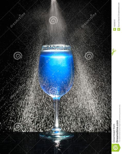 water in motion glass with fresh icy water in motion stock photo image 13206510
