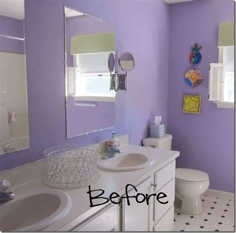 Update Bathroom Mirror Diy Bathroom Update Mirrors How To Paint Wall Colors