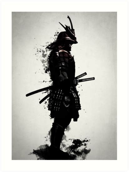 zen and the of murder a black forest investigation i the black forest investigations book 1 books quot armored samurai quot prints by nicklas gustafsson redbubble