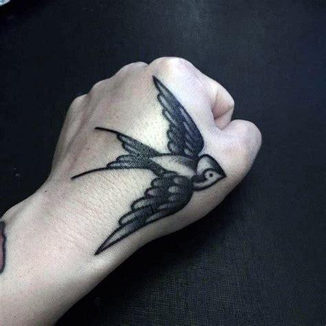 finger sparrow simple tattoos sparrow simple tattoos