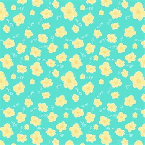cute pattern pics cute pattern popcorn on behance