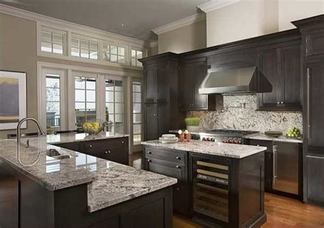 Kitchen Ideas With White Cabinets glamour kitchens