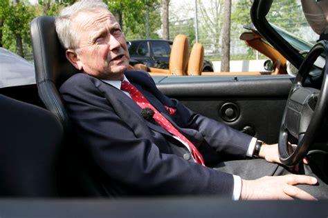Wolfgang Porsche Und Seine Lieblinge Bilder Autobild De