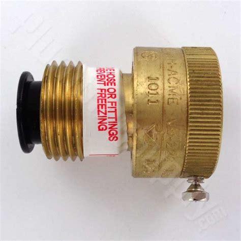 Garden Hose Vacuum Breaker American Made Brass Hose Bibbs By Arrowhead Brass