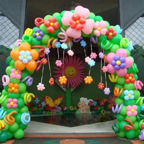 Balloon Arch Decorations by Balloon Decoration In Delhi Gurgaon Noida Faridabad