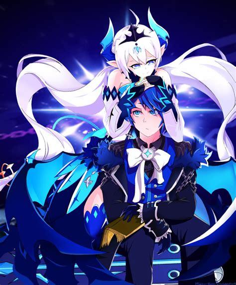 Lu R elsword lu ciel noblesse and royal guard by miizu kun on