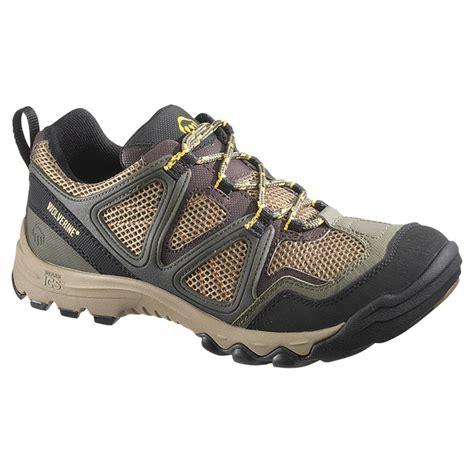 terrain shoes s wolverine 174 terrain ii ics trail shoe 584167