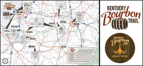 map kentucky bourbon trail kentucky bourbon trail cup runneth exceeding 1