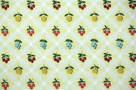 1950s kitchen vintage wallpaper s treasures