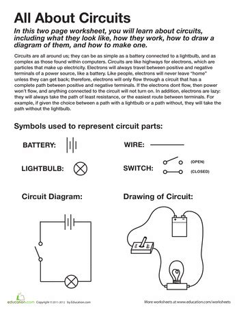 electricity worksheets education com electricity worksheets education com