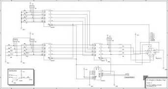 pc engine 6 button pad schematic